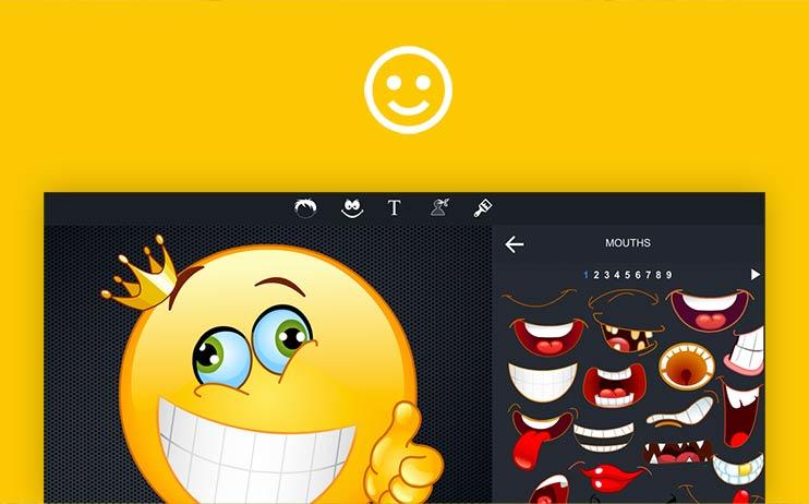 Emoji Maker Emoji Design Tool