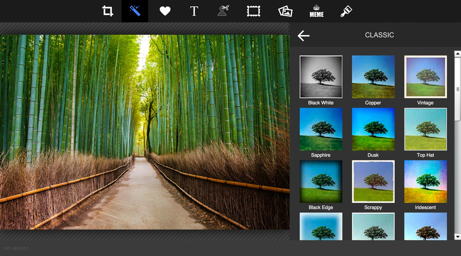 Online photo editor photo editor edit photos online for Rendering online free