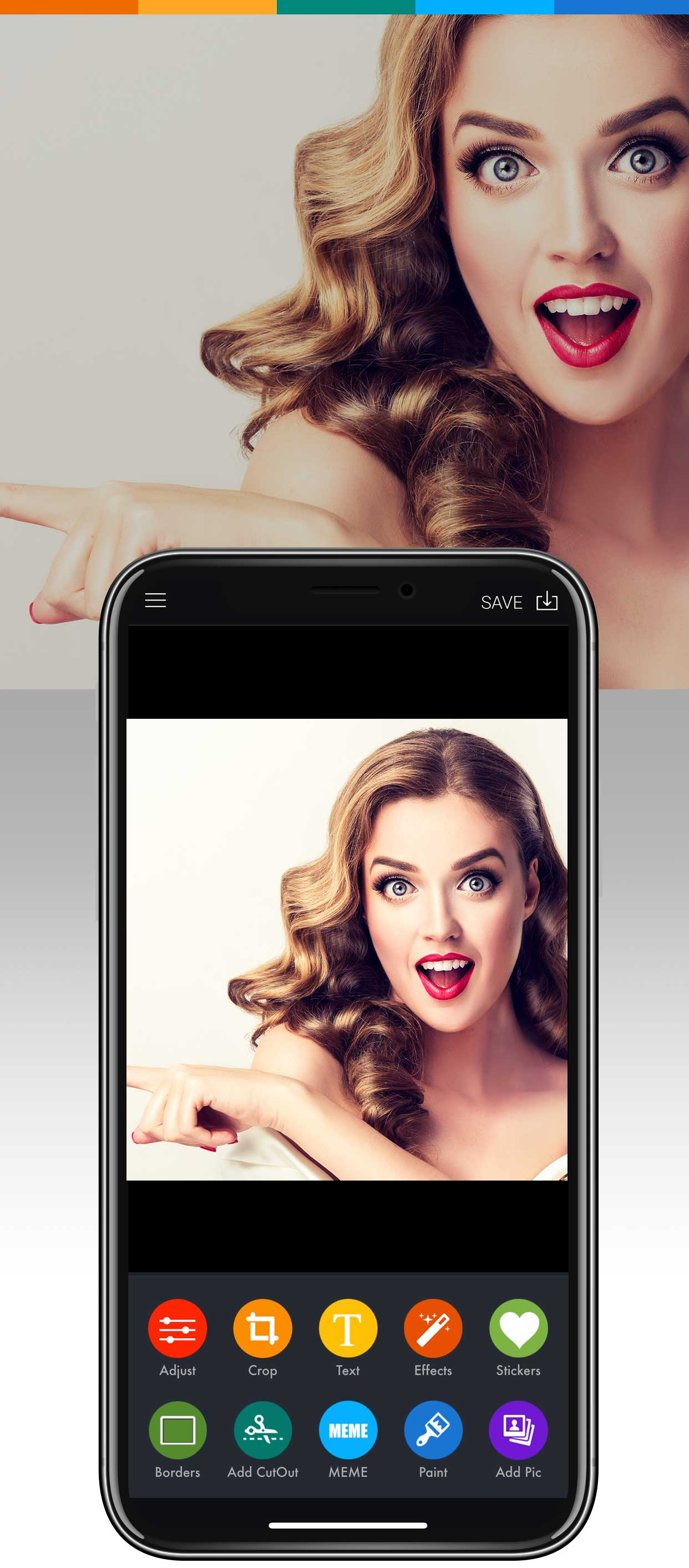 Airbrush Makeup App Touchup
