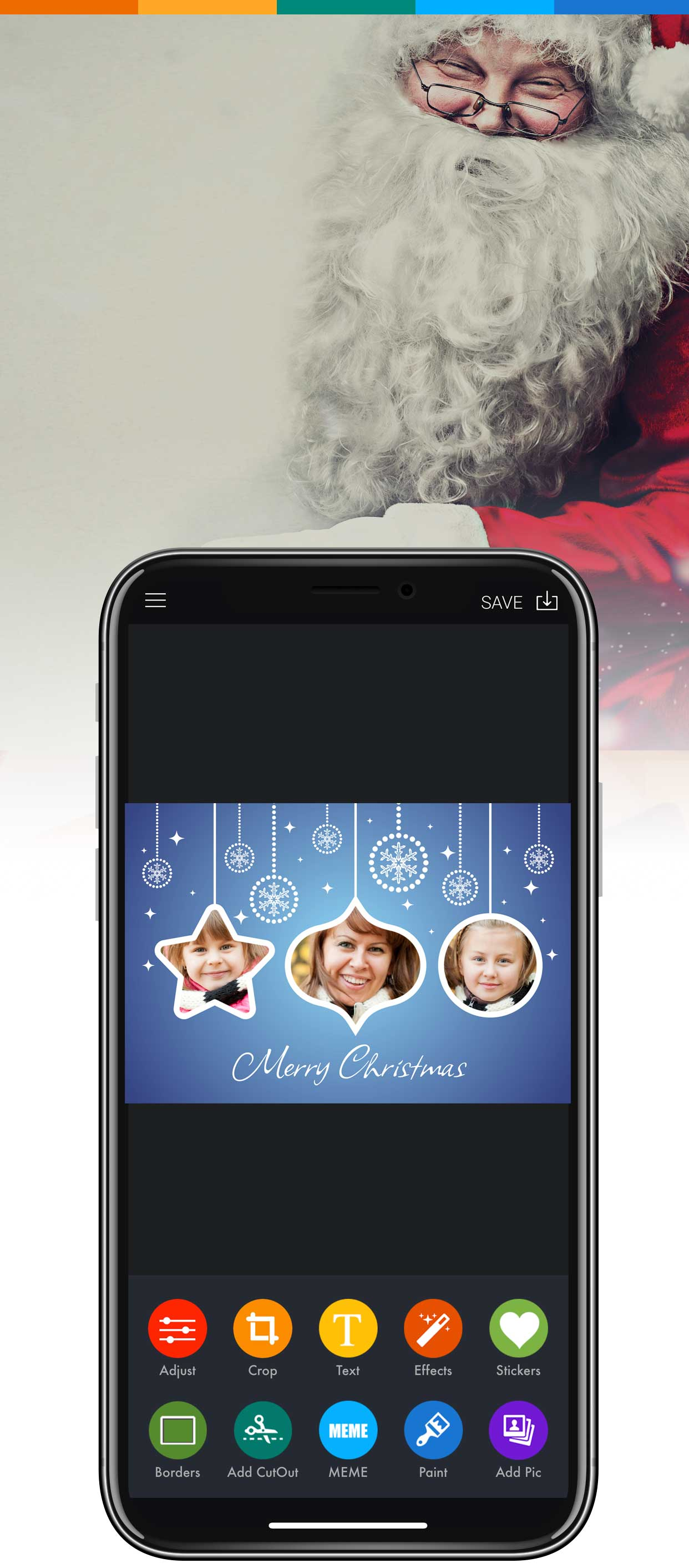 Christmas Card Maker Christmas Card Design App