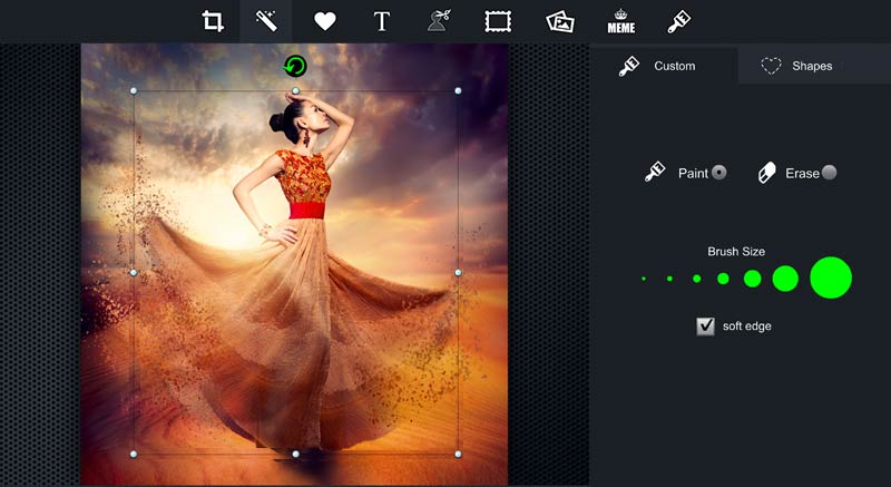 pizap photo editor photos gratuit