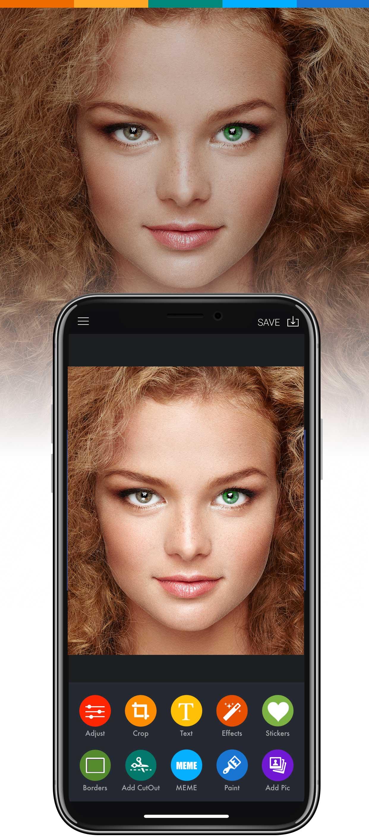 Eye Color Changer App Change Eye Color Photo Editor