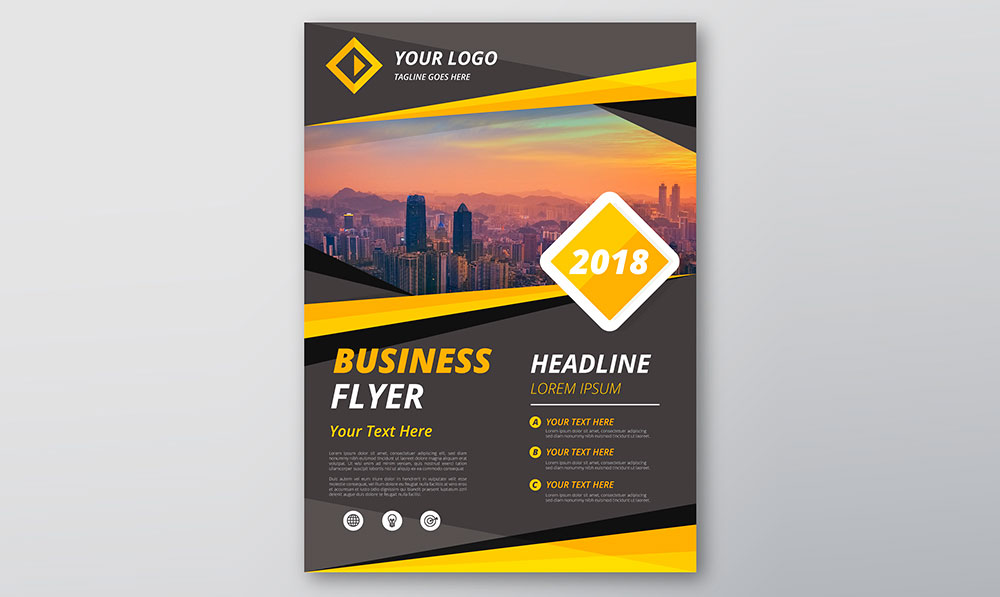 design your own flyers online free
