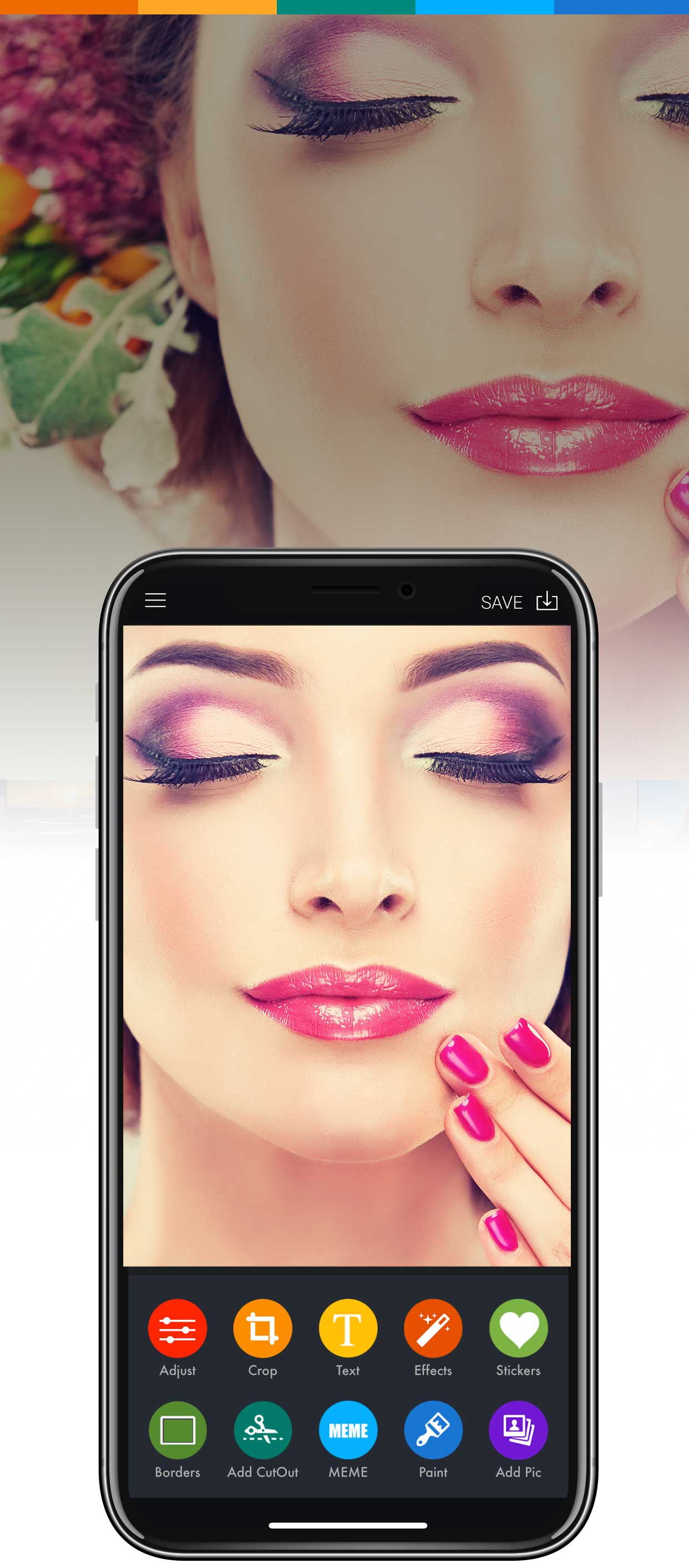 lip tint tool | change your lip color in photos