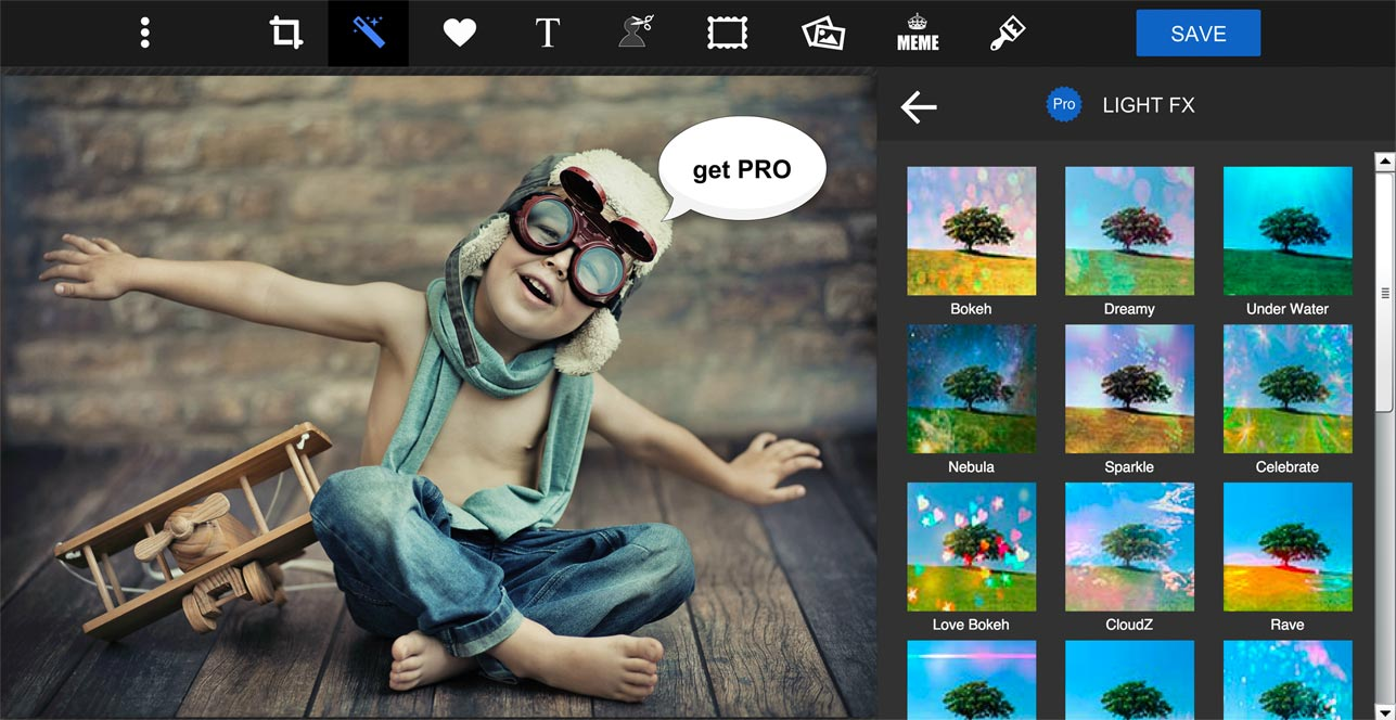piZap PRO | Online Photo Editor & Collage Maker