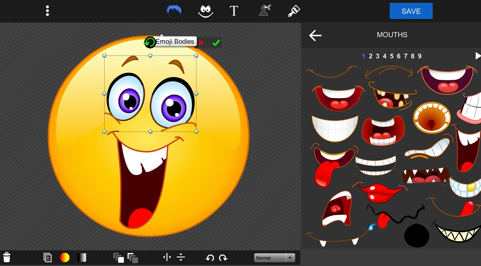 Online Emoji Maker Design Your Own Emoji Pizap