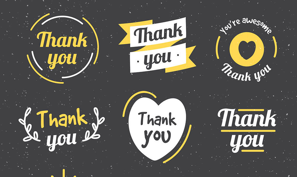 Thank You Card Maker | Design Thank You Cards